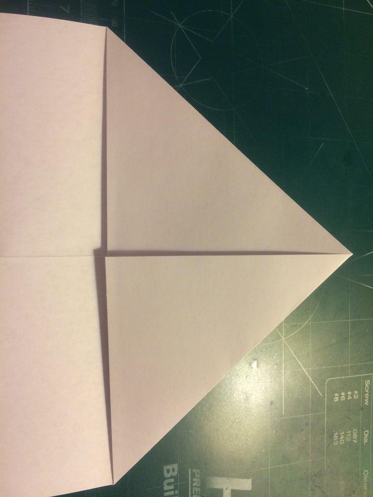 Length, Corner and Nose Folding
