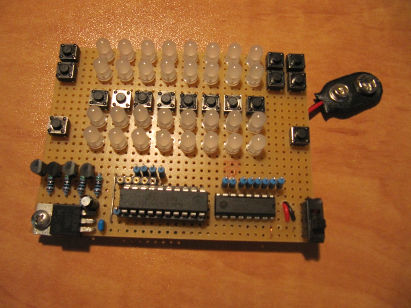 How to Control 16 Inputs and 32 Outouts?