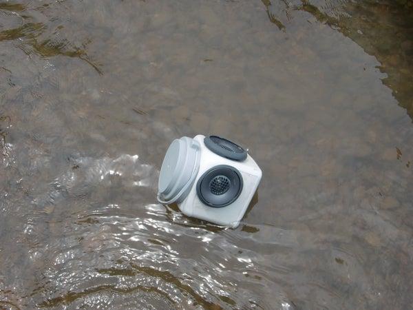 Floating Water Proof Speakers