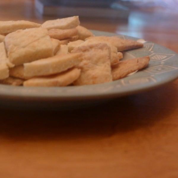 Homemade Goldfish Squares