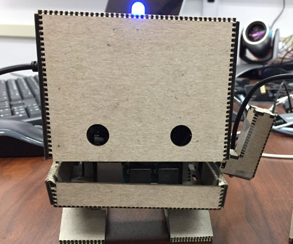 TJBot - Use Your Voice to Control a Light