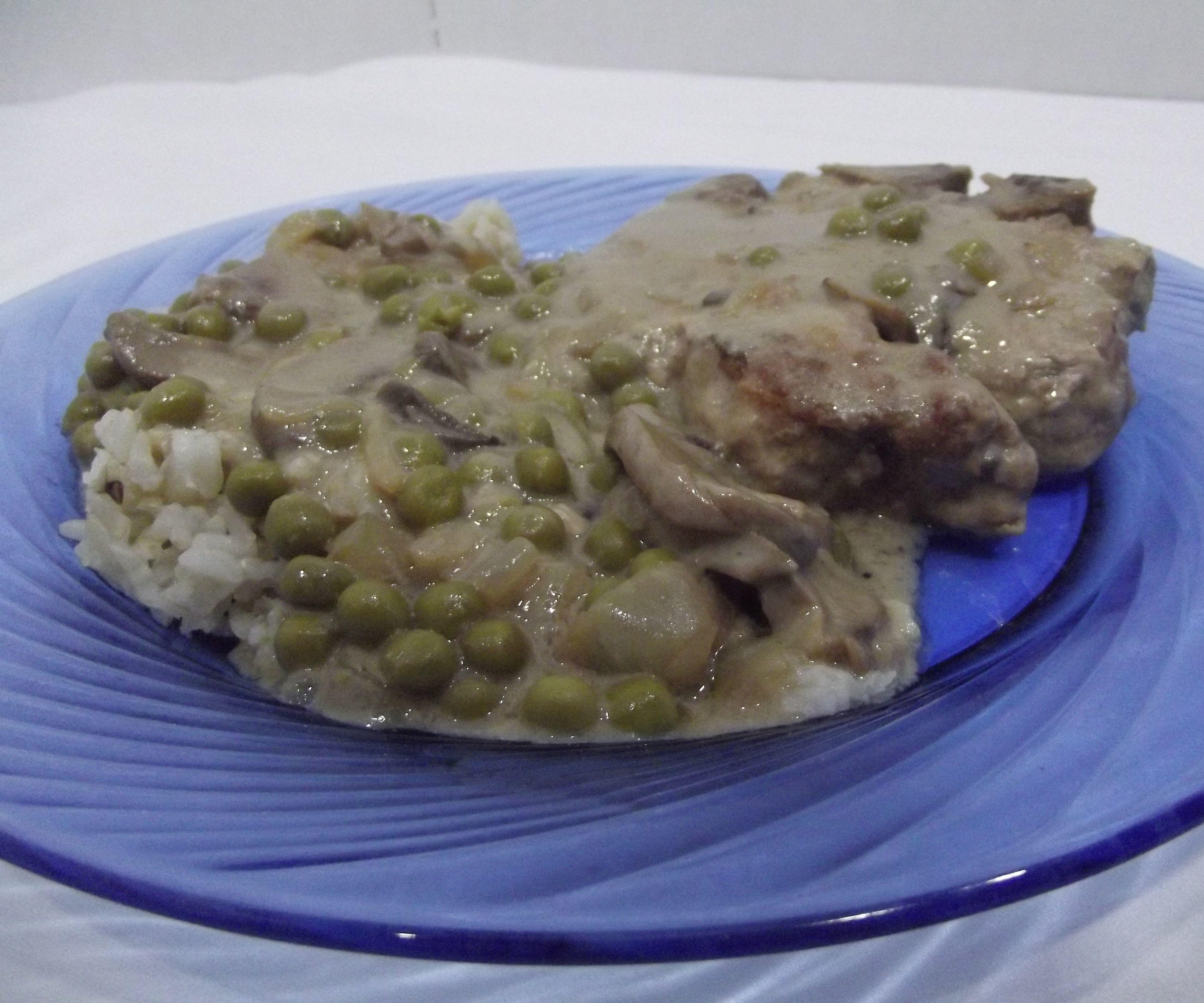 Comfort Pork Steak