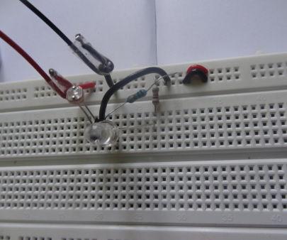 Street Light circuit using LDR