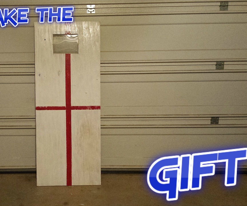 HOW TO MAKE THE GIFT!!!