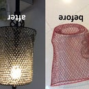 Trash Can Lamp