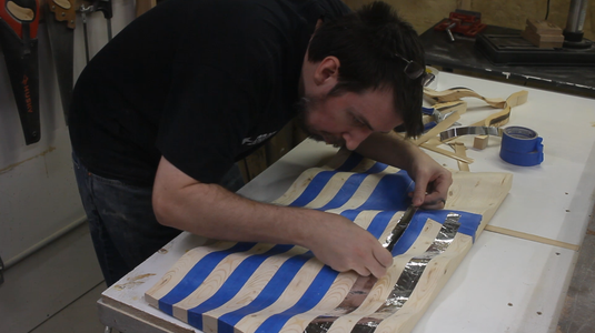 Taping the Stripes