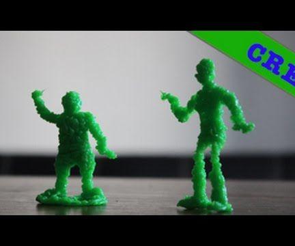 3d Pen Figurine