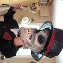Giant Halloween Skull Mask