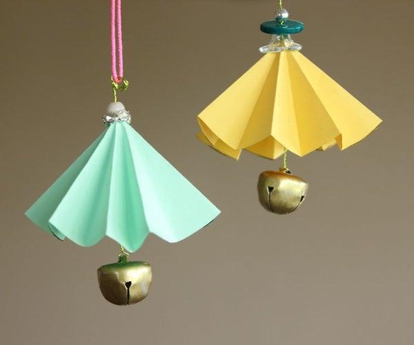 DIY Origami Bells