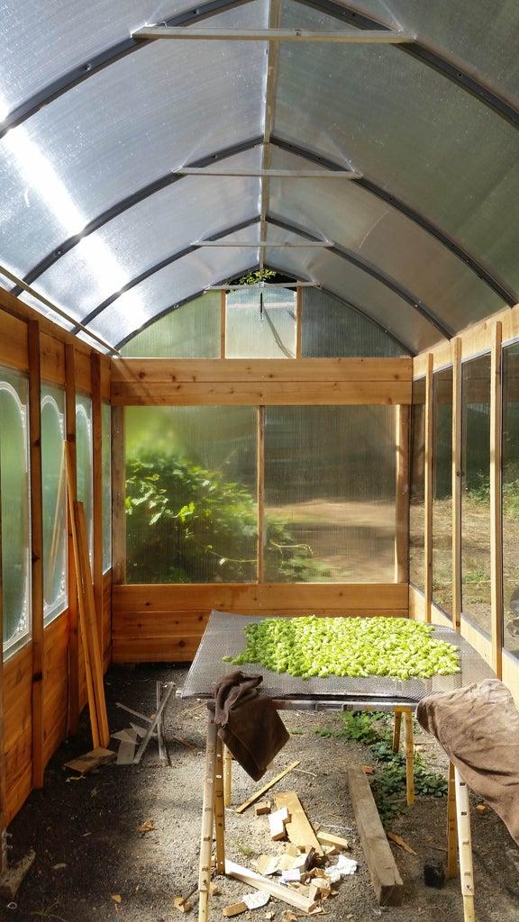 Solar Hothouse
