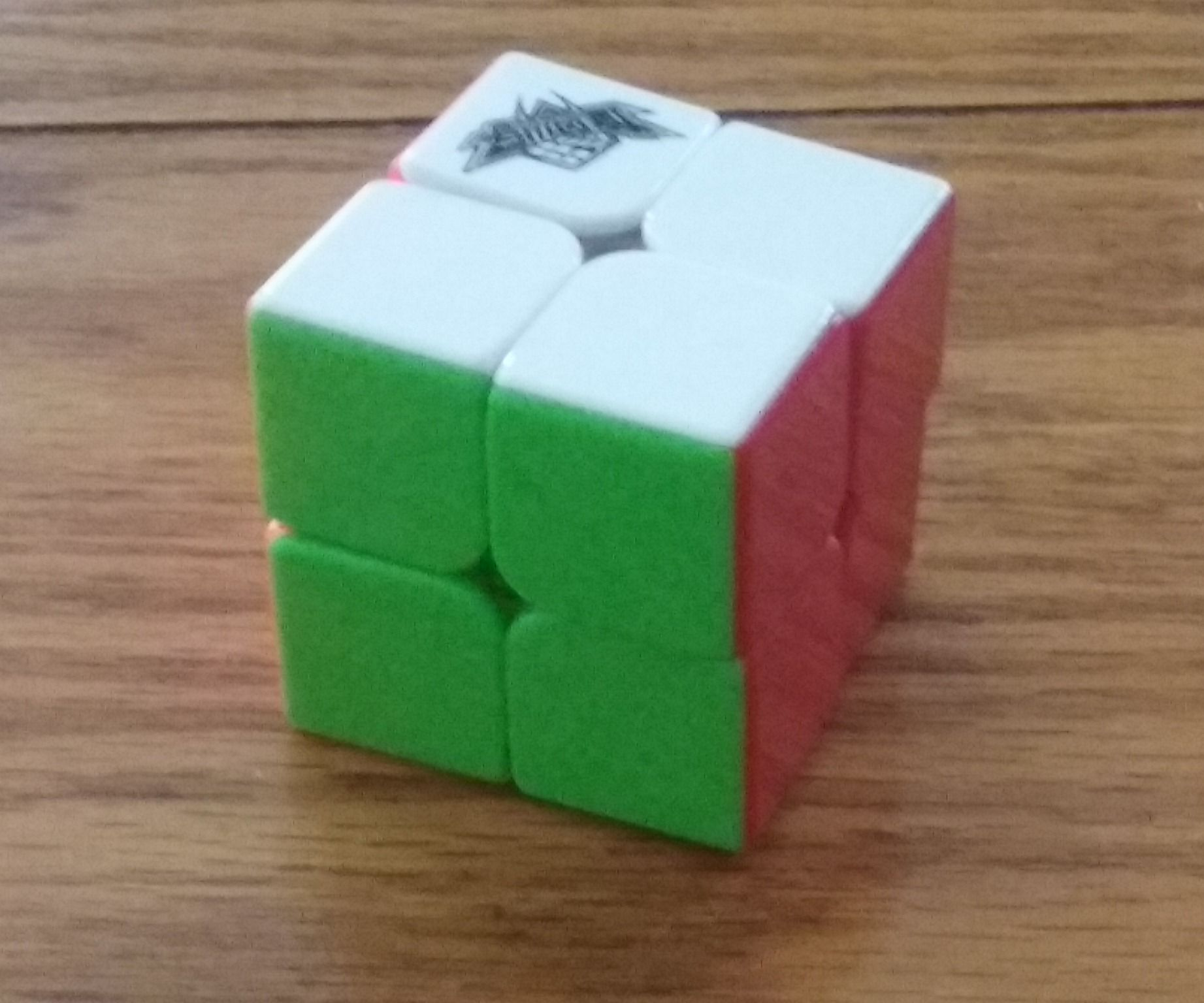 how to solve the 2 by 2 rubik's cube