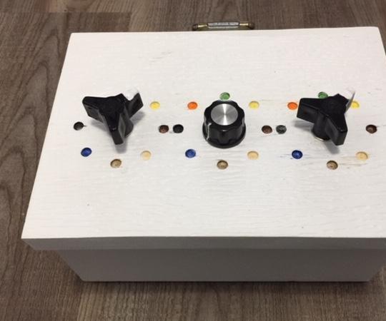 Secret Changeable Code Box