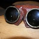 My Steampunk Goggles