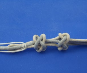 Under Two Wall Diamond Knot