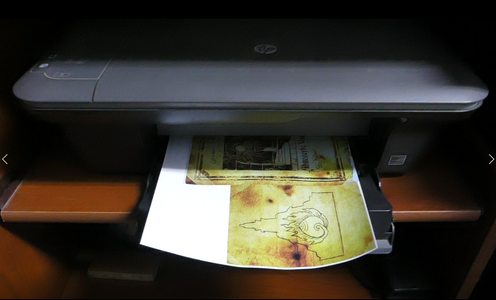 Printing the Pages