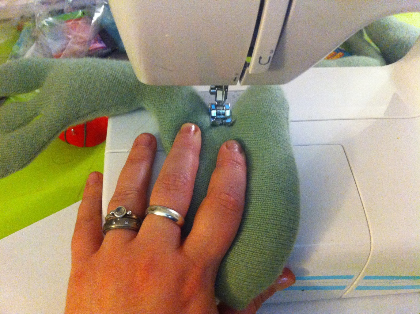 Sew and Stuff Appendages