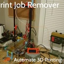 Turn Your 3D Printer Into a Factory: Automatically Remove Parts