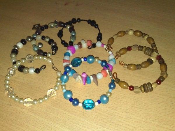 DIY Easy Bracelets