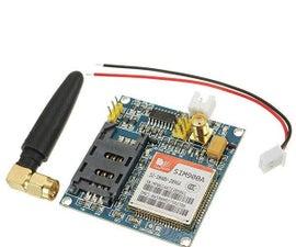 GSM SIM900A Arduino Tutorial (Easy 4 Step)