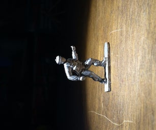Model Superheroes: Silver Surfer