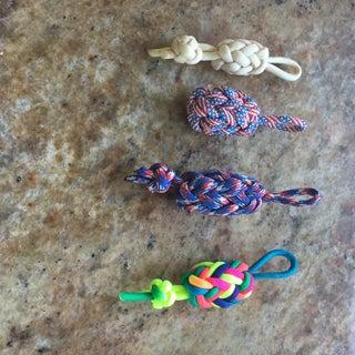 4 Bight, 5 Lead Turkshead Knot With Interweave