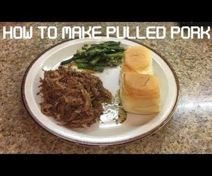Tutorial: How to Make Pulled Pork