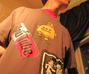 T-shirt Customizing!
