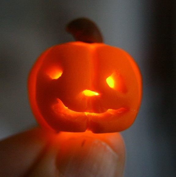 Miniature Jack-O-Lantern