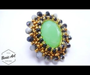 """""""Victoria"""" Ring 