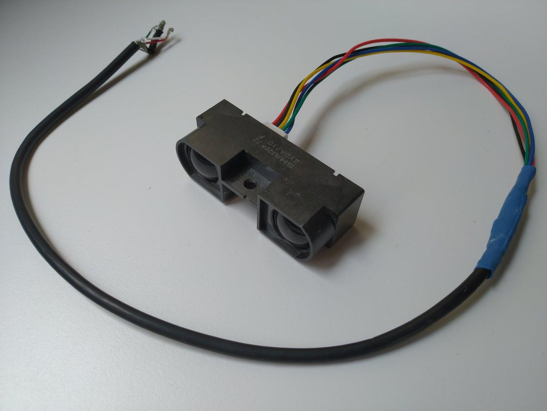 Extend the Sensor Cables