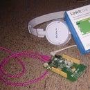 LinkIt ONE- Music Player