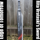 Angel of Verdun Sword - Edge of Tomorrow Prop