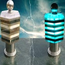 Turning Scrap Marble and Acrylic Into RGB Night lamp