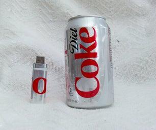 Soda Can USB
