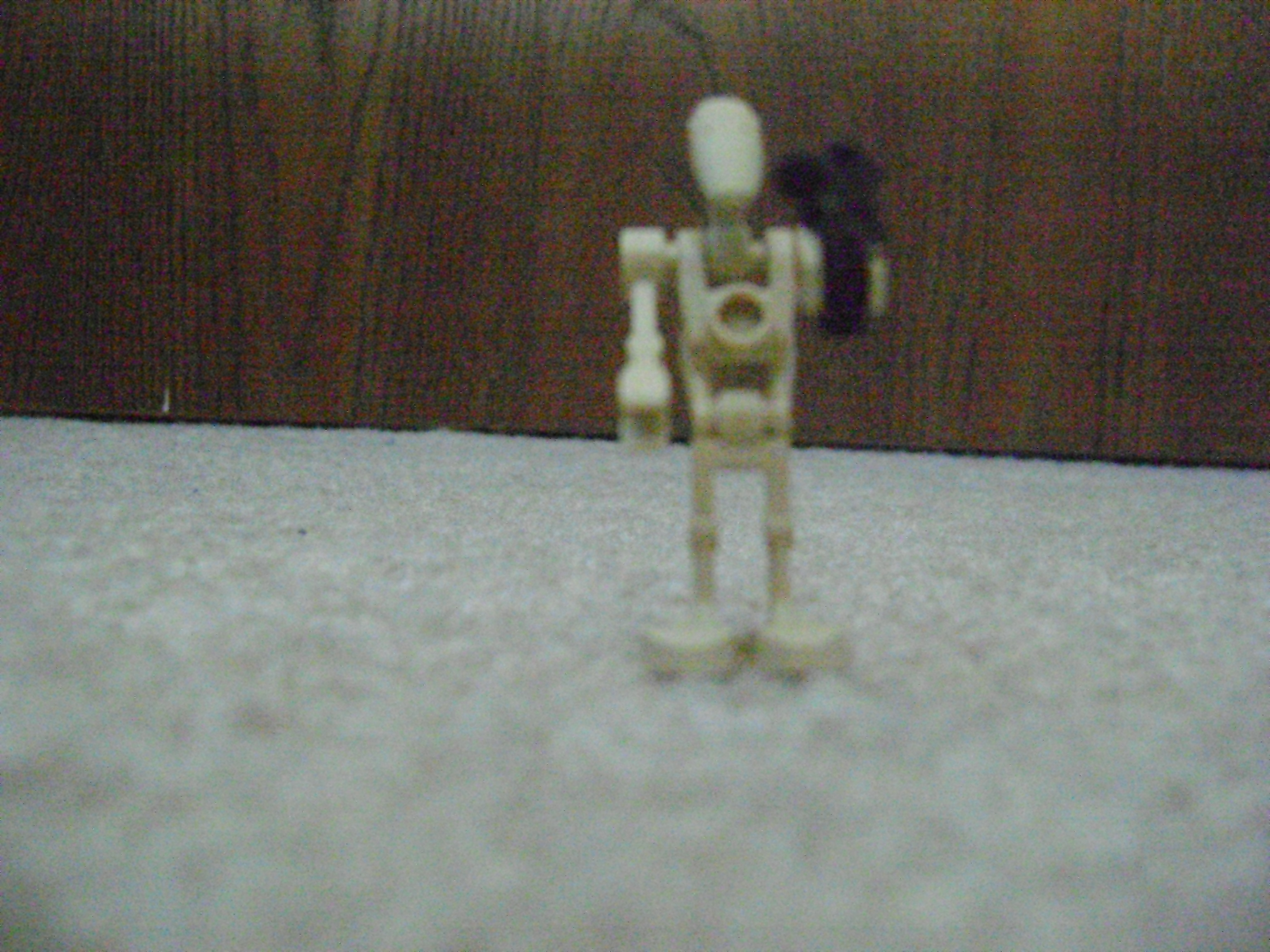 How to Make a Lego Droid With Gun