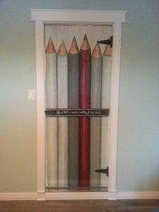 Paint the Door :)