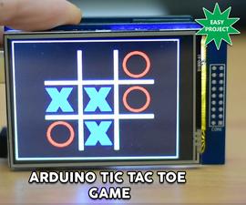 Arduino Touch井字游戏