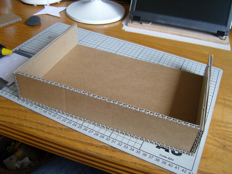 Glue the Box