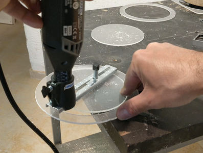 Inner Circles Cutting - 1