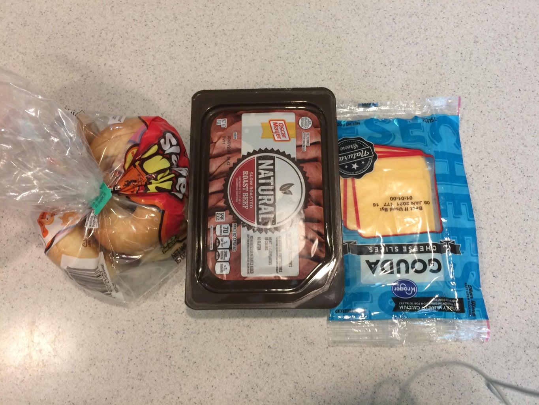 Best Toasted Mini Bagel Sandwich
