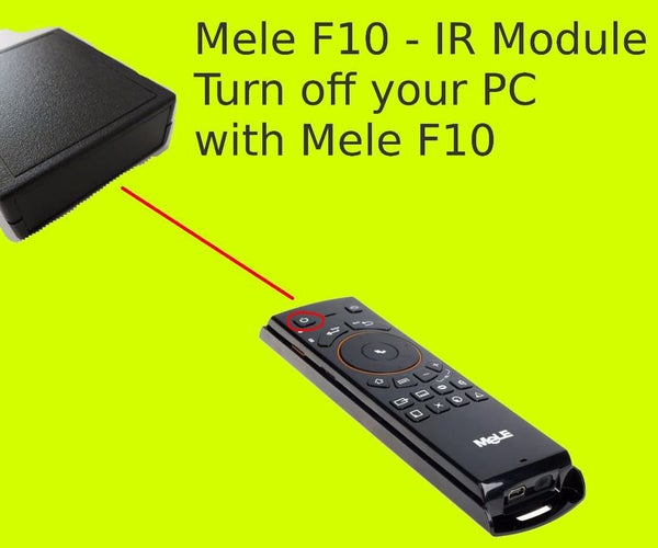 Turn Your HTPC on From Your Couch