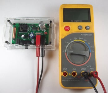 Testing the Power Supply