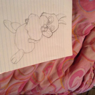 How to Draw: a Cartoon Bunny