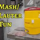 DIY Mash/Lauter Tun With Copper Wort Filter