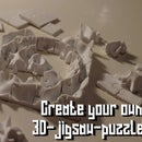Make Your Own 3D-jigsaw-puzzle