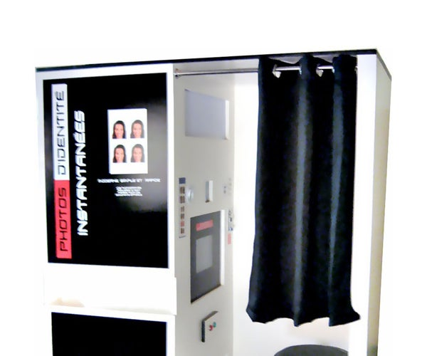 DIY Unattended Photo Booth