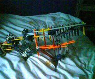 Knex Sturdy Hard and BIG Rubber Band Gun (rbg)!
