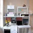 Furniture Wall Home Office Space
