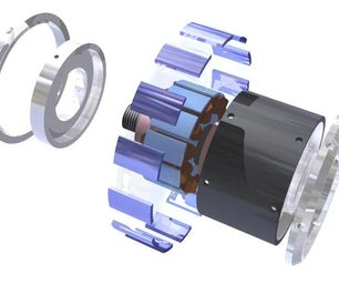 Make Your Own Miniature Electric Hub Motor