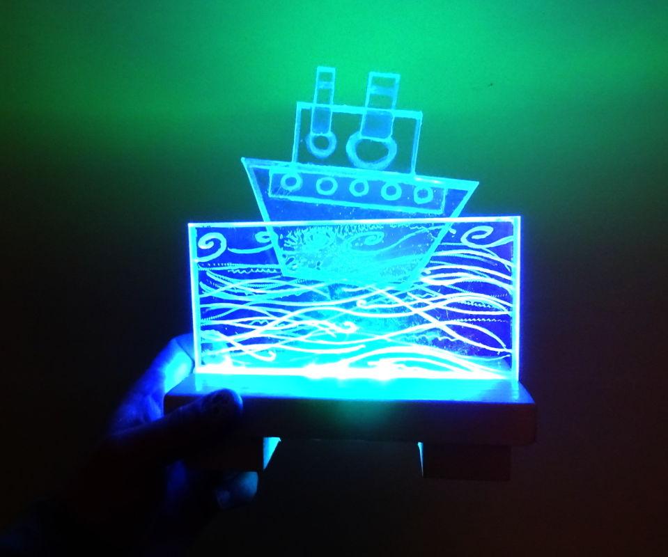 Little dream boat